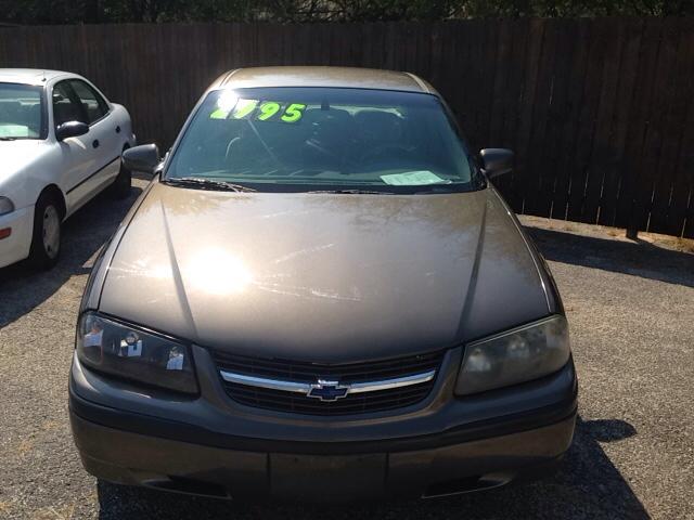 2001 Chevrolet Impala For Sale In Killeen Tx