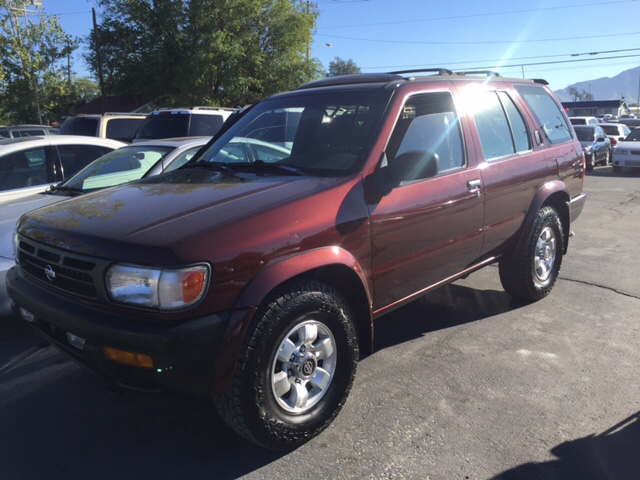 1998 nissan pathfinder for sale in west valley city ut. Black Bedroom Furniture Sets. Home Design Ideas