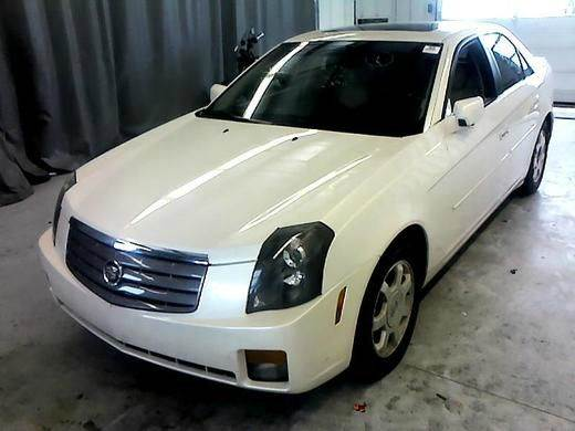 2004 cadillac cts for sale in gladstone mo. Black Bedroom Furniture Sets. Home Design Ideas
