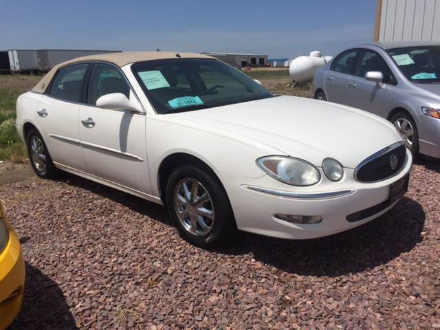2005 buick lacrosse for sale in sioux falls sd. Black Bedroom Furniture Sets. Home Design Ideas