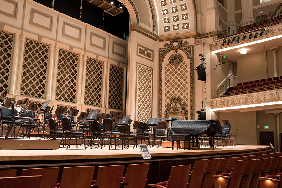 view from orchestra seating charts shrine auditorium hillsdale