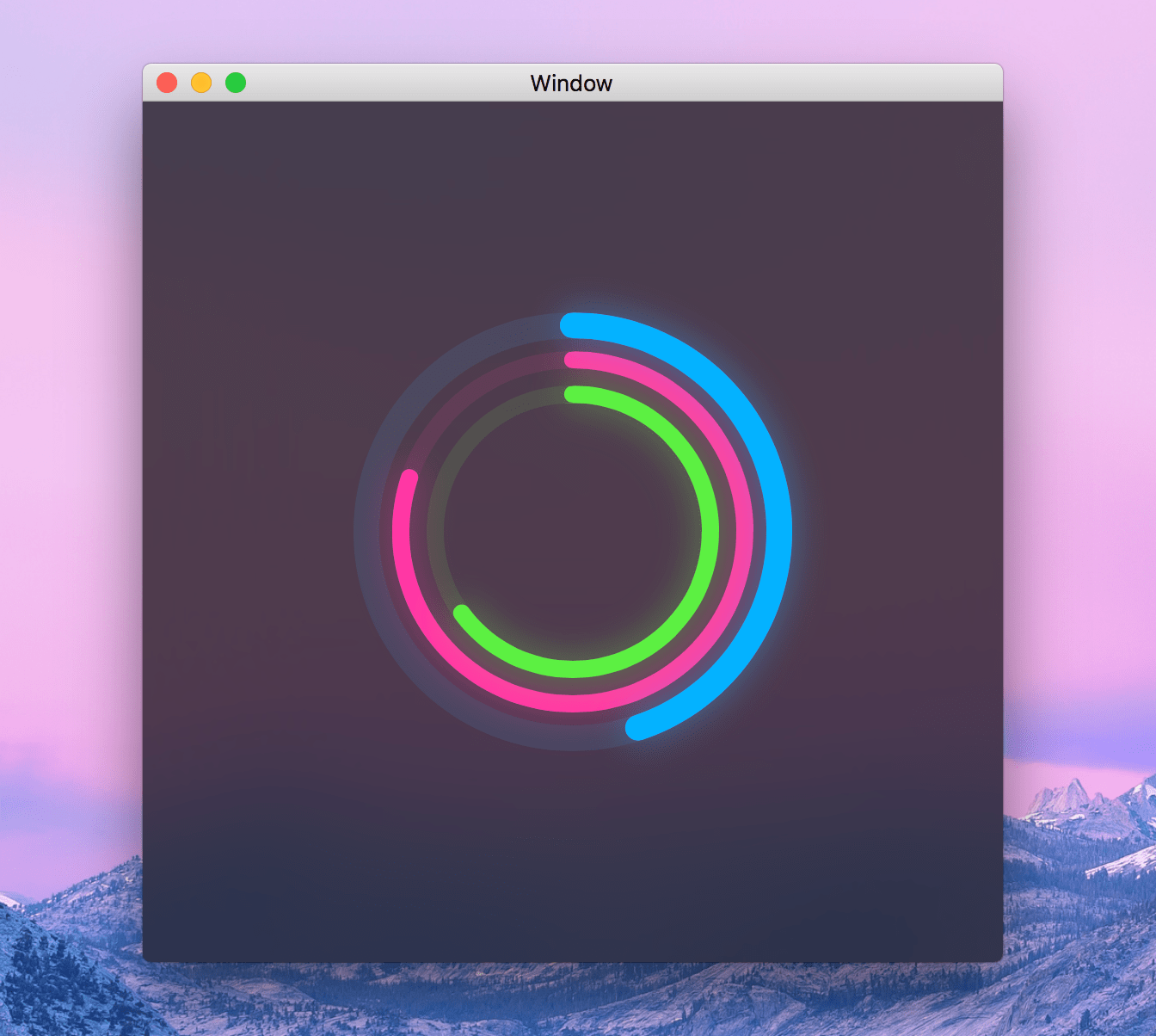 OGCircularBar for macOS