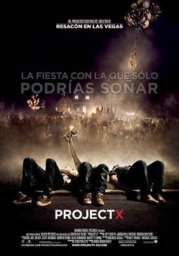 Critica - Project X - Cartel Poster