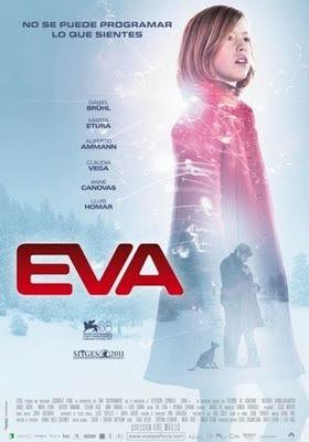 Crítica - Eva - Poster