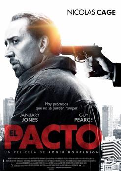 Crítica cine - El Pacto - cartel poster