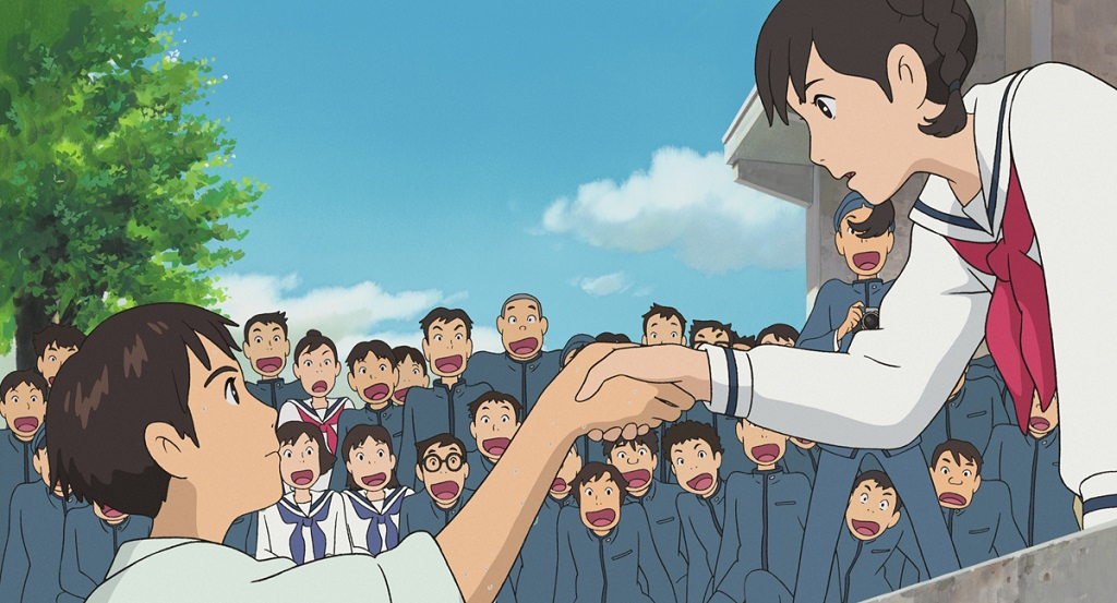 From Up On Poppy Hill - trailer