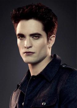 Crepúsculo Amanecer parte 2 - Robert Pattinson es Edward Cullen