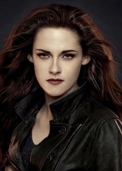 Crepúsculo Amanecer parte 2 - Kristen Stewart es Bella Swam