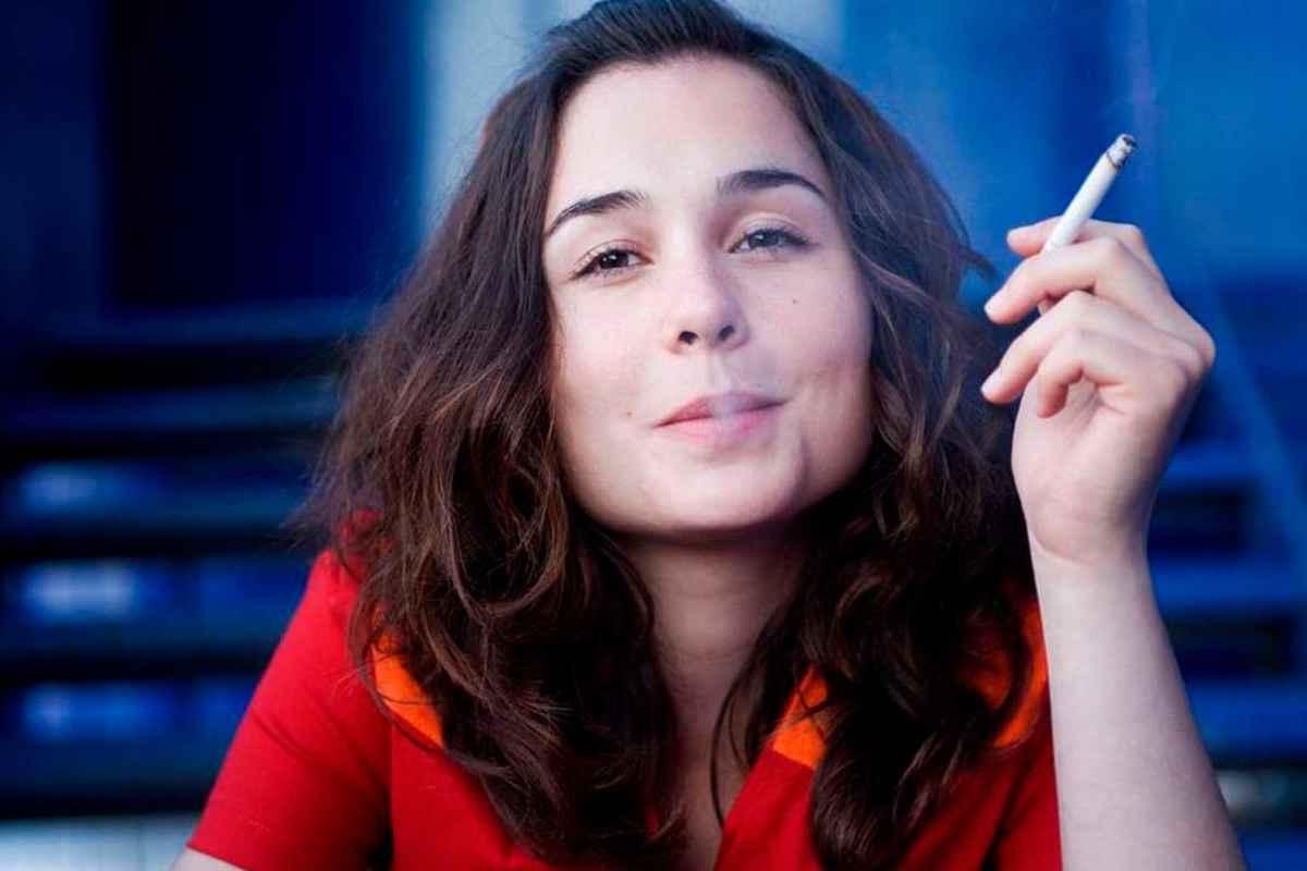 Nadia de Santiago - Ali