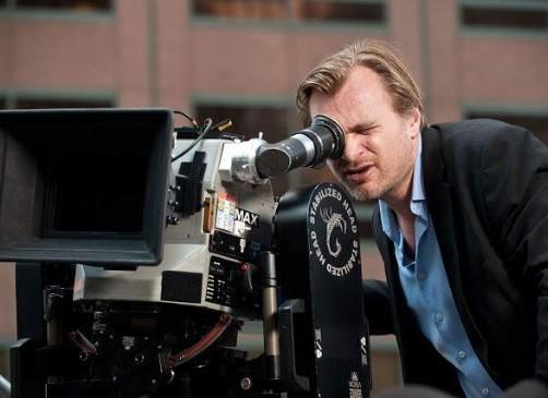 Christopher Nolan rueda Interstellar