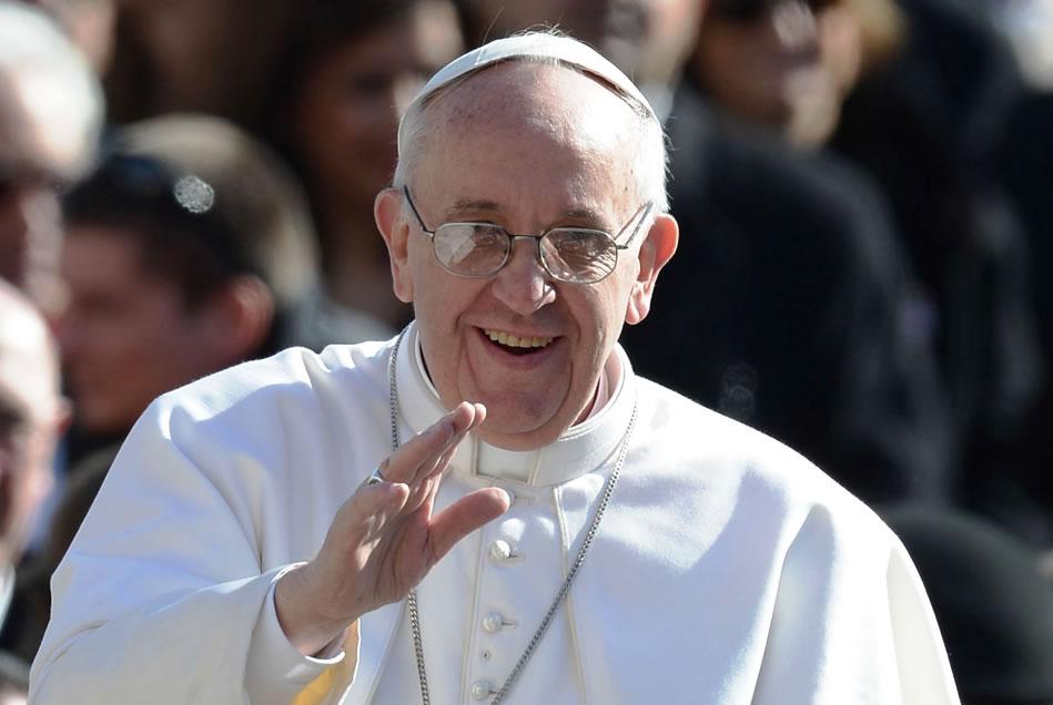 Historia de un cura, biopic del Papa Francisco