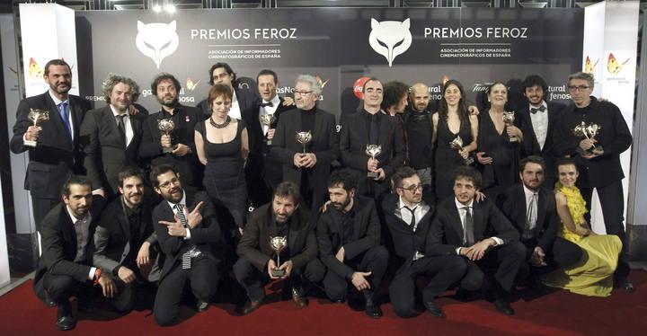 ganadores premios Feroz