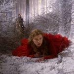la bella y la bestia_lea seydoux bosque