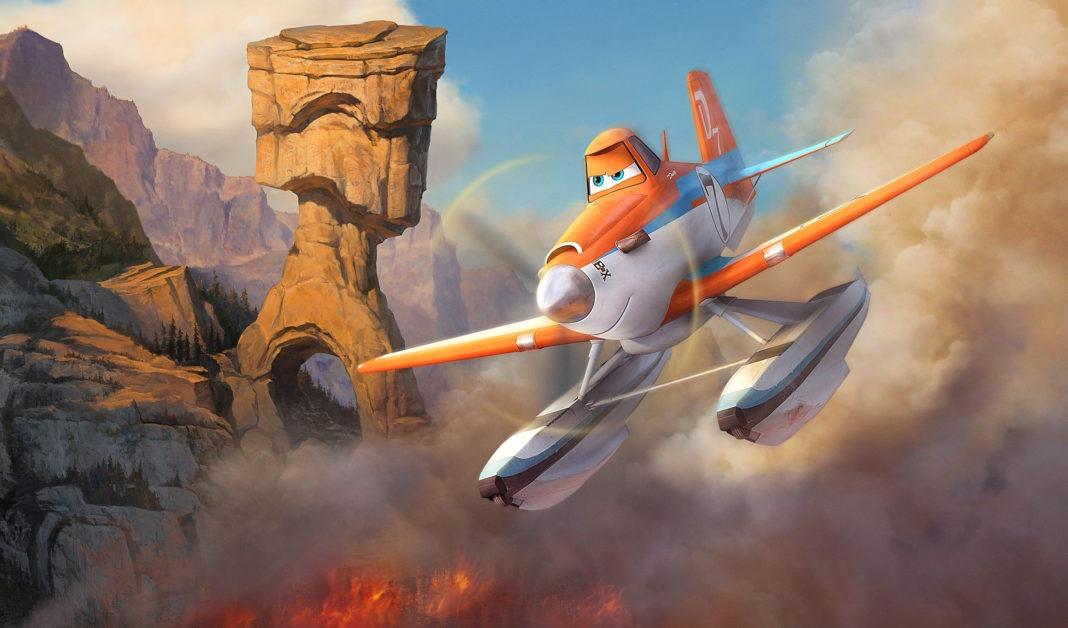 PLANES: FIRE & RESCUE_aviones 2: equipo de rescate