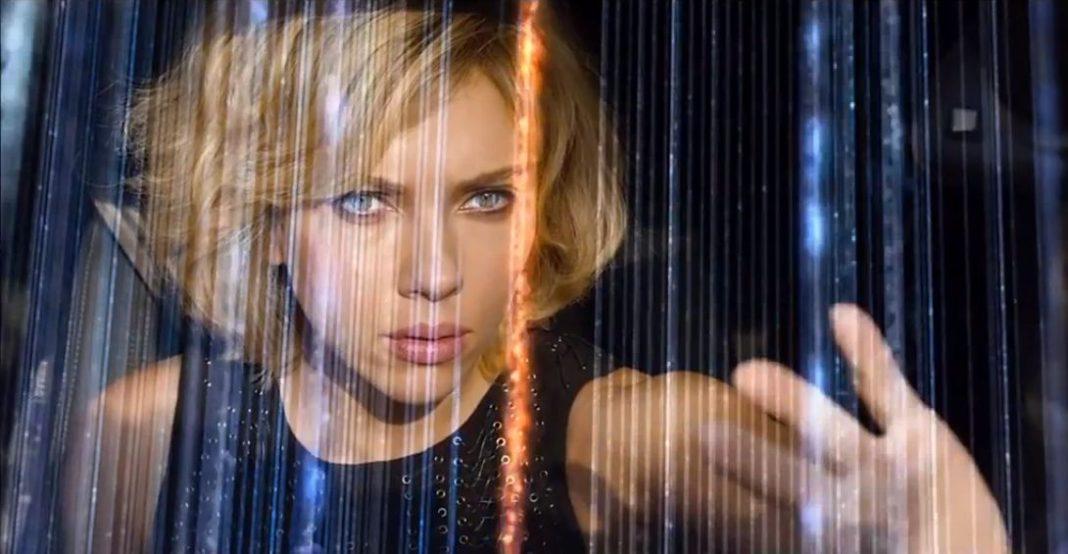 Lucy-Scarlett Johansson
