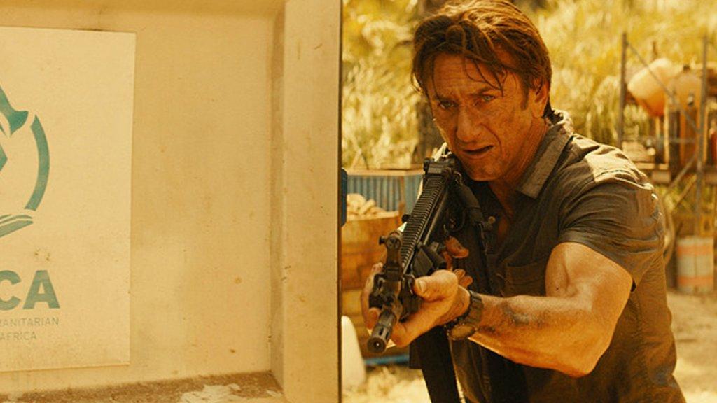 Caza al asesino the Gunman - Sean Penn
