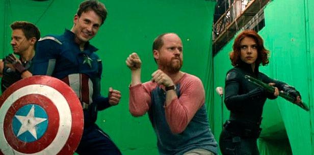 Los Vengadores 2 con Joss Whedon