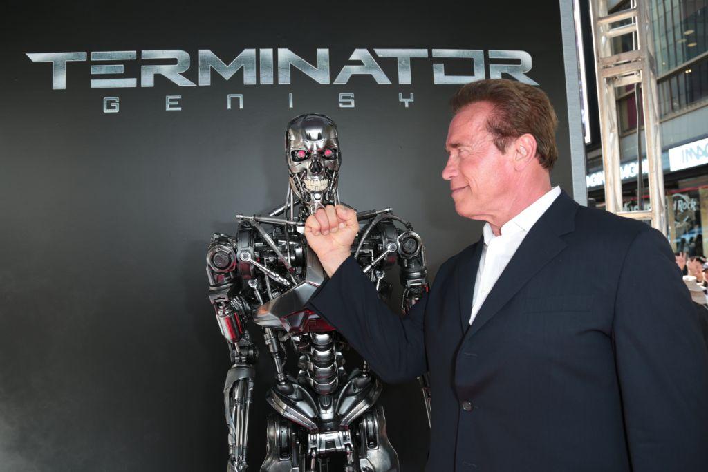 Terminator Genisy estreno en Los Ángeles