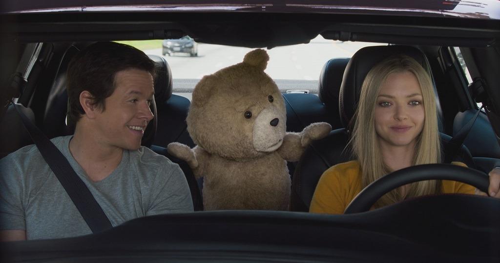 Ted 2 - Seth MacFarlane, Amanda Seyfried, Mark Whalberg