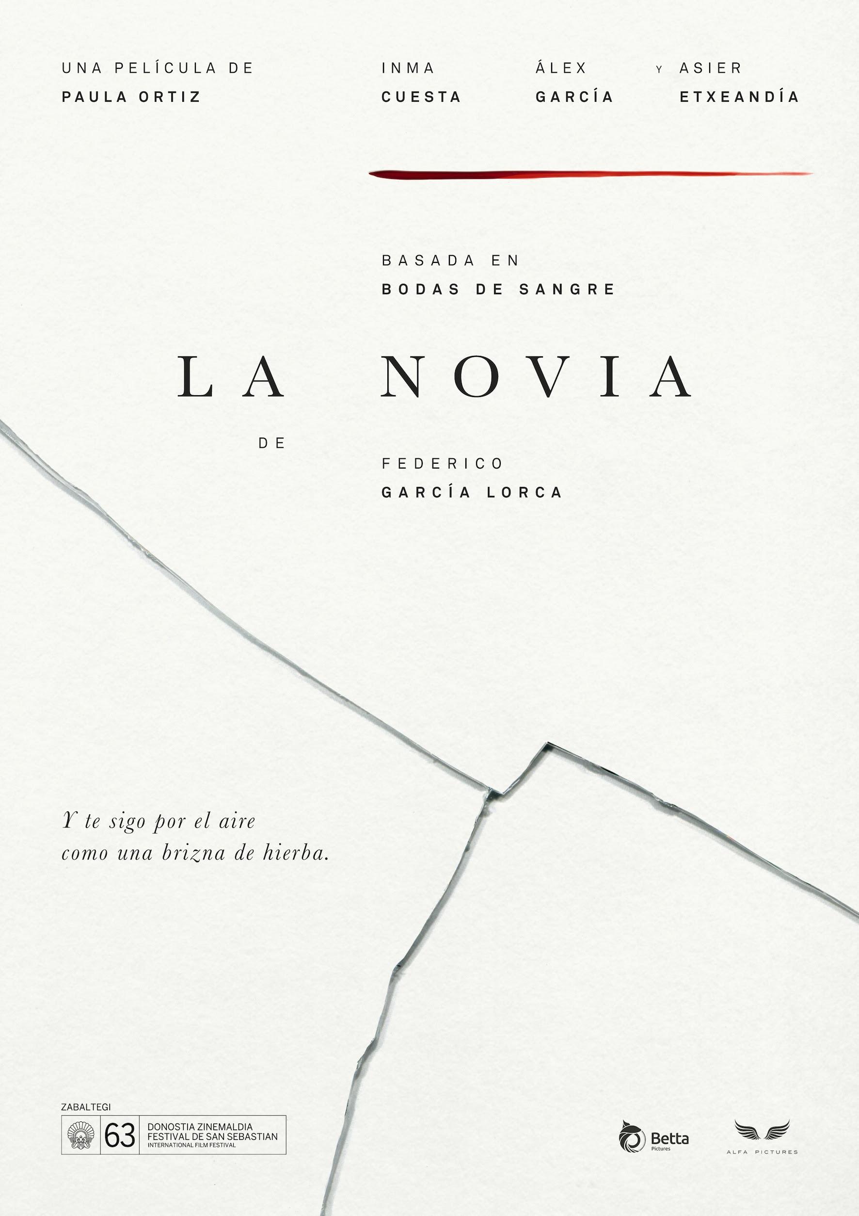 La Novia - Inma Cuesta, Alex García, Asier Etxeandía