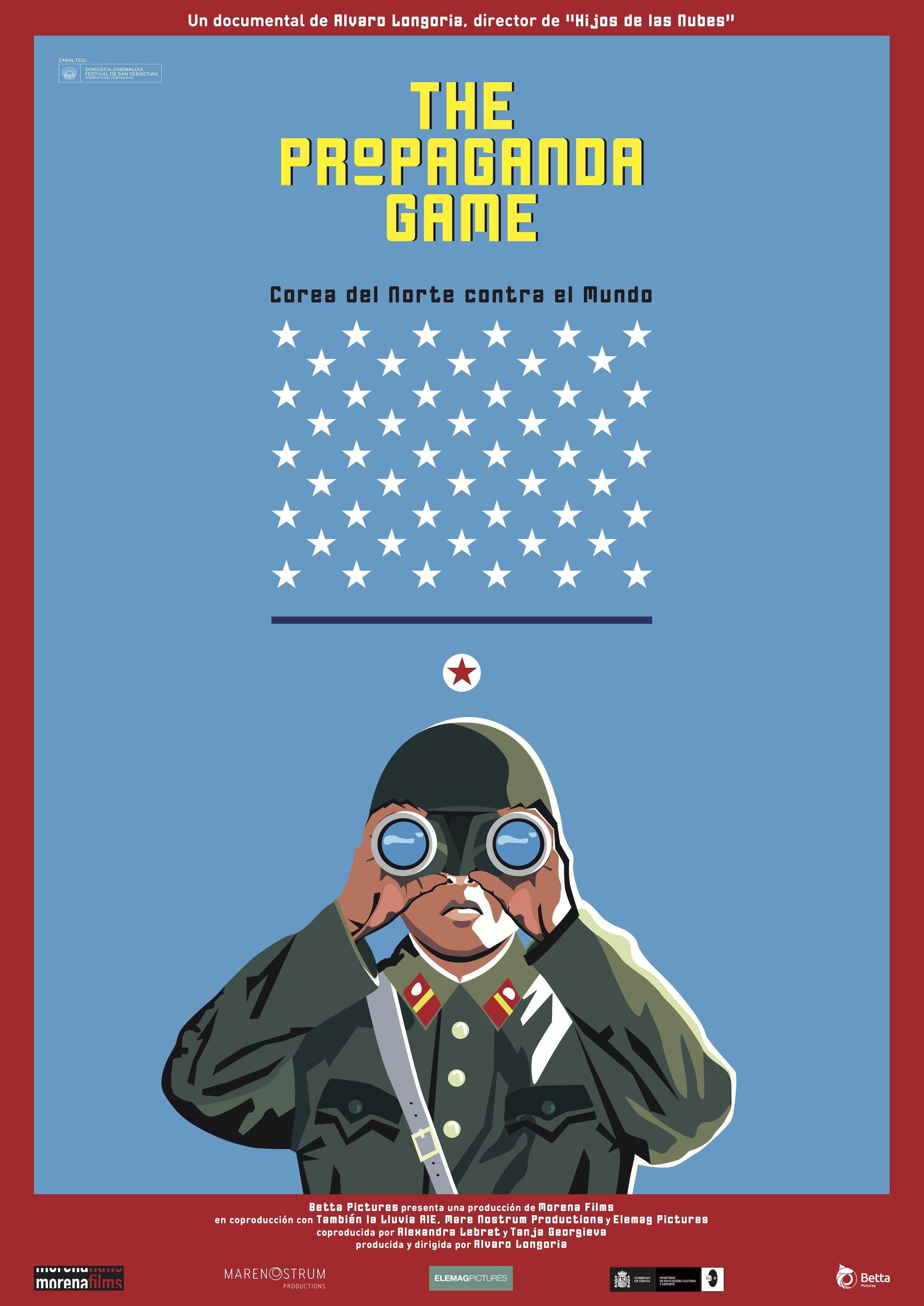 The Propaganda Game - Álvaro Longoria, Javier Bardem