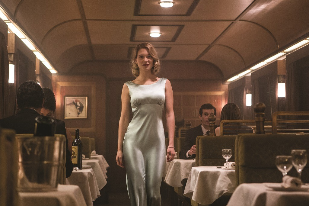 Lea Seydoux en Spectre James Bond
