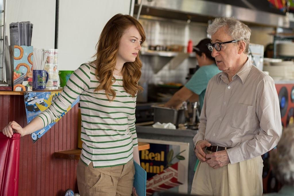 Irrational Man Woody Allen Emma Stone