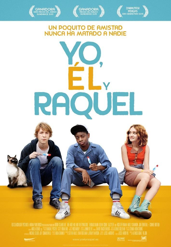 Yo, Él y Raquel - Poster