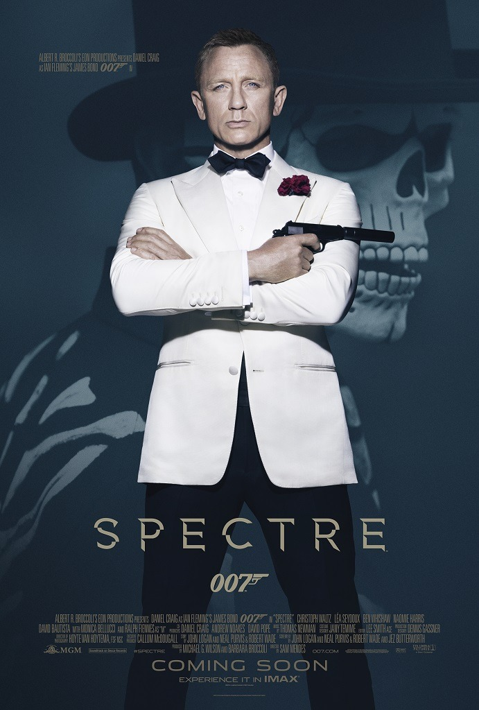 Cartel Spectre - James Bond