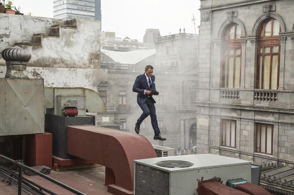 Crítica Spectre - James Bond - Daniel Craig