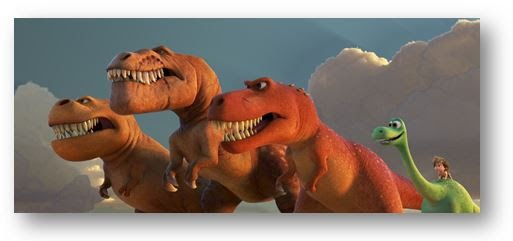 El viaje de Arlo - The Good Dinosaur - Disney Pixar