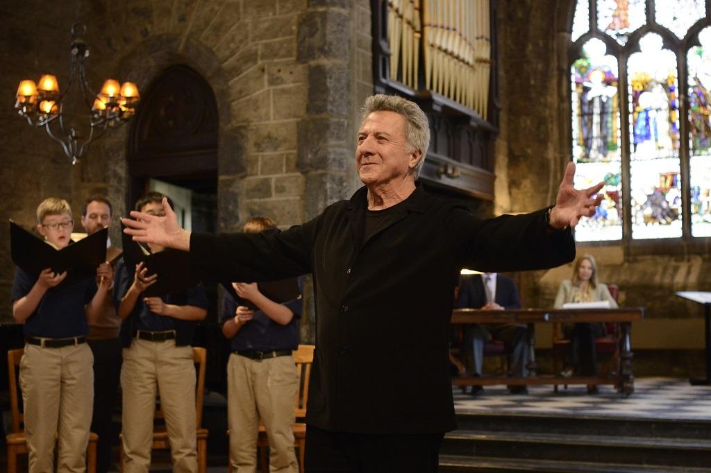 El coro - Dustin Hoffman
