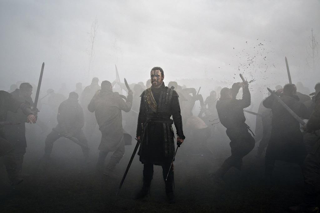 Macbeth - Michael Fassbender - Marion Cotiilard