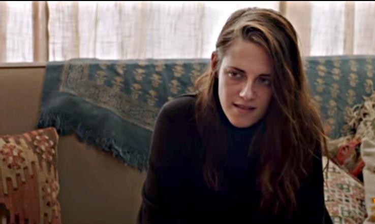Kristen Stewart en el trailer de Anesthesia