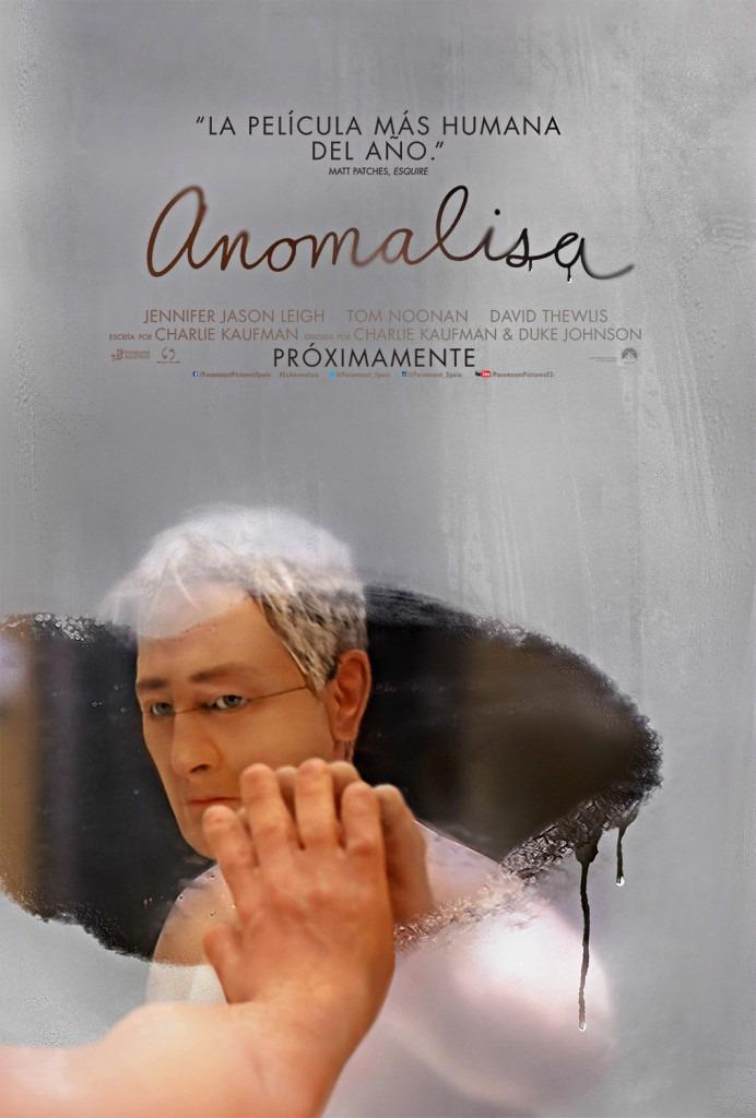 Poster Anomalisa