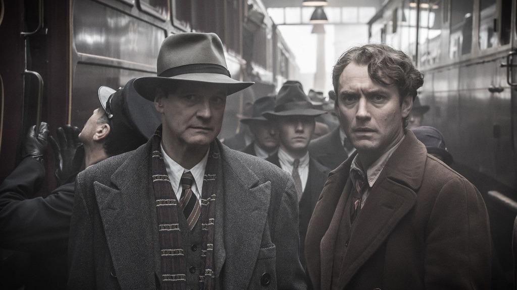 'Genius' con Colin Firth y Jude Law