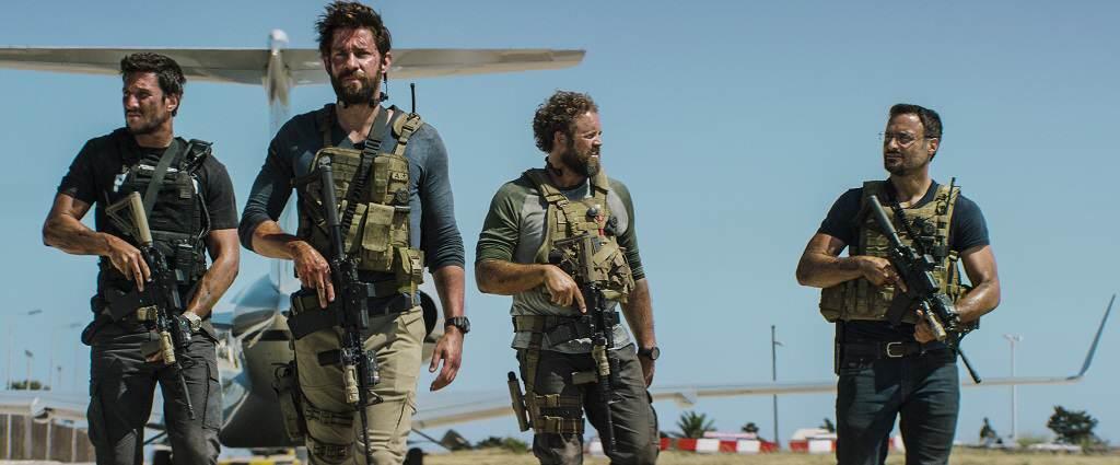 Crítica de 13 horas: Los soldados secretos de Bengasi