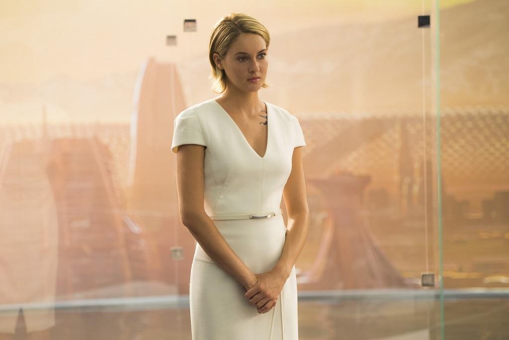 Divergente: Leal con Shailene Woodley