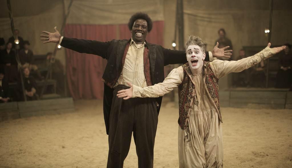 Trailer Monsieur Chocolat con Omar Sy y James Thierree