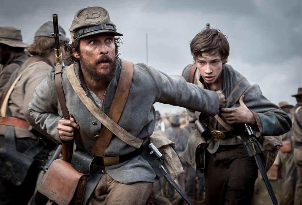Matthew McConaughey protagoniza 'Los hombres libres de Jones'
