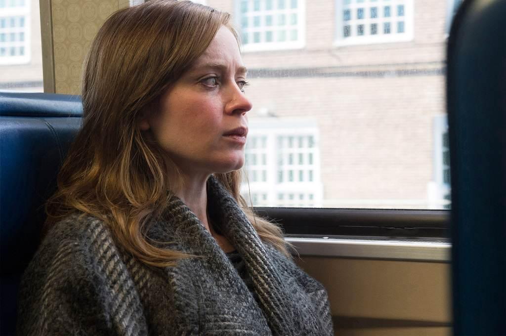 'La chica del tren' con Emily Blunt