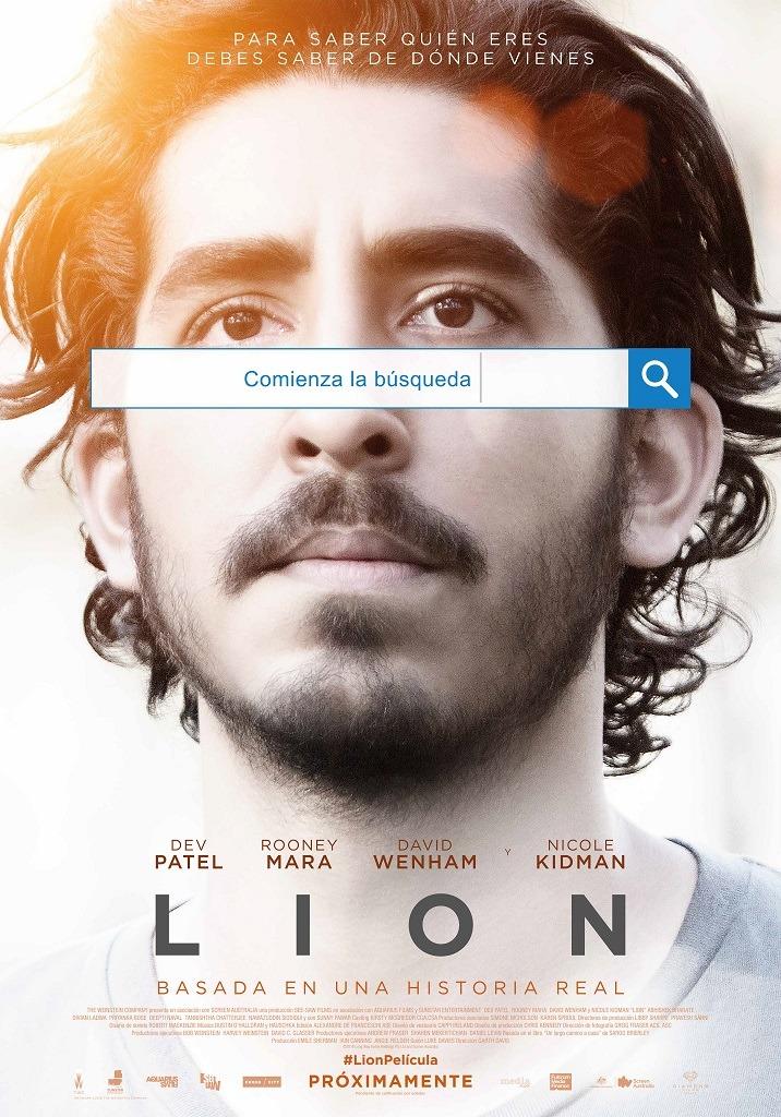 Cartel Poster 'Lion'