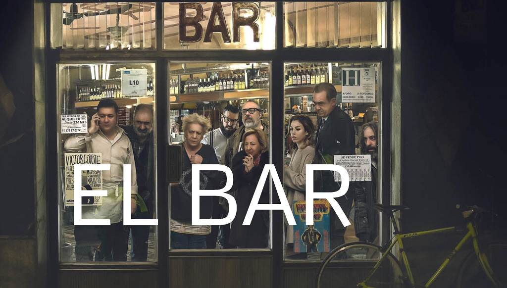 'El bar' de Álex de la Iglesia ya tiene primer tráiler