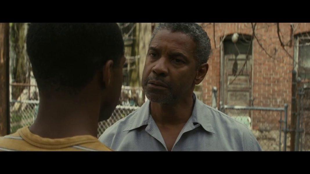 'Fences' con Viola Davis y Denzel Washington