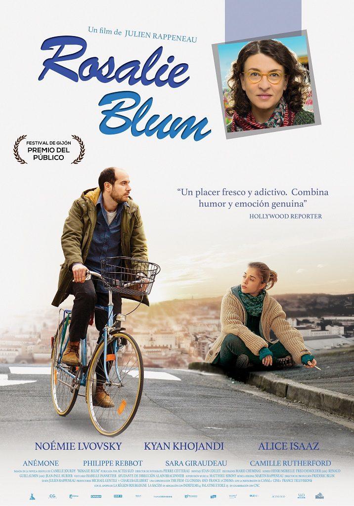 Cartel de 'Rosalie Blum'