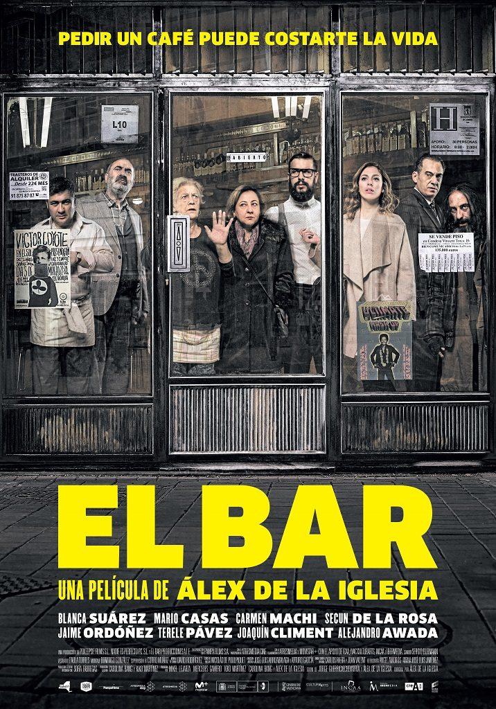 El Bar Cartel Álex de la Iglesia
