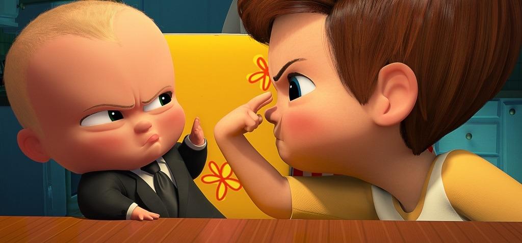 El bebé jefazo - critica película