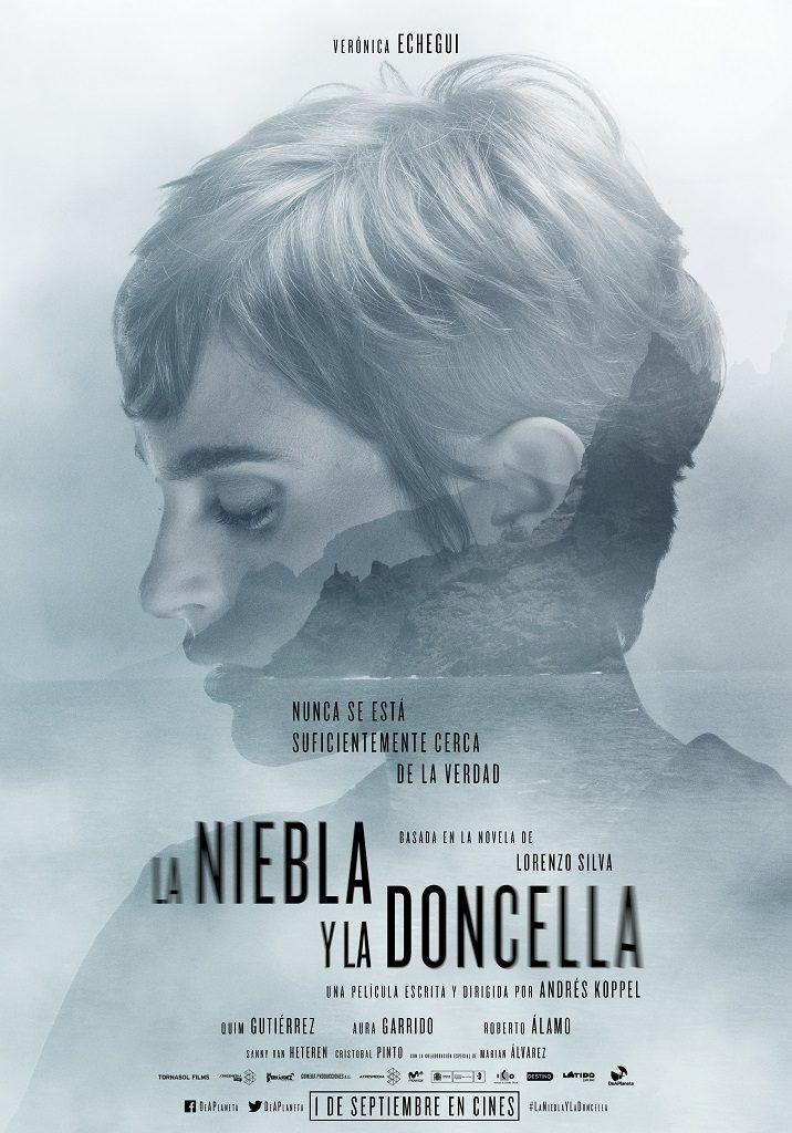Verónica Echegui - La niebla y la doncella