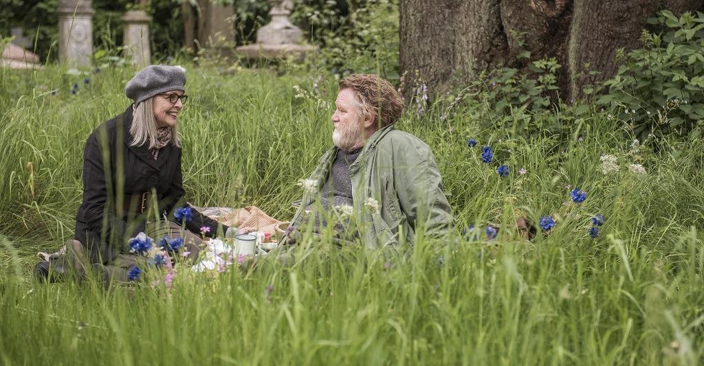 Diane Keaton - Una cita en el parque