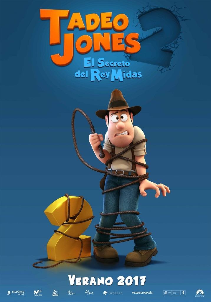 Tadeo Jones 2 - Cartel